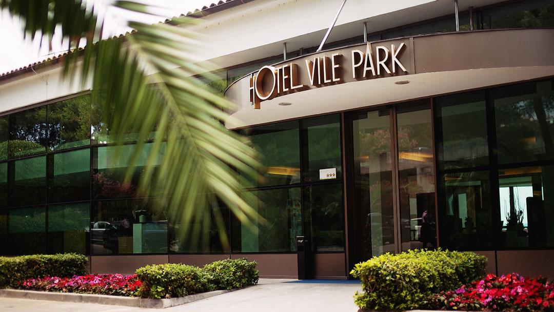 VilePark_entrance